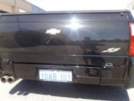 VY UTE REAR INFILL PANEL