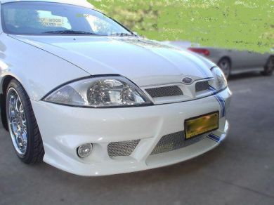 AU FALCON UTE / SEDAN HAWK FRONT BUMPER