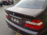 BMW E46 M3 LIP SPOILER