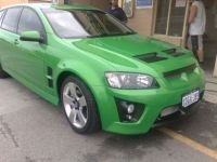 COMMODORE VE CLUBSPORT S1 FRONT BUMPER / GTO BONNET