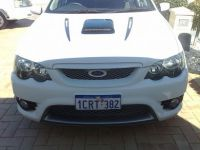 BF GT FRONT BUMPER