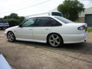 VR-S CLUBSPORT SIDE SKIRTS