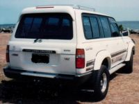 LANDCRUISER 80 SERIES - 125mm WIDE - USES GXL MUDFLAPS SET OF 4