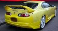 SUPRA EX STYLE SIDE SKIRTS
