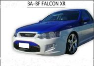 BA-BF XR WITH FG GT FRONT BUMPER