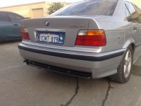 BMW E36 M3 REAR BUMPER