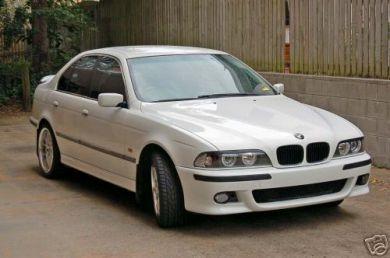 BMW E39 M5 FRONT BUMPER