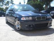 BMW E46 M3 FRONT BUMPER