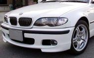 BMW E46 M-TECH FRONT BUMPER