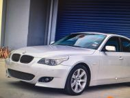 BMW E60 M5 FRONT BUMPER
