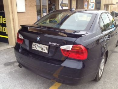 BMW E90 3 SERIES REAR WING - CRUZE
