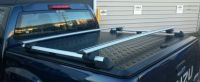 FORD RANGER PX DUAL CAB ALLOY LOADSHIELD SIDE RAILS