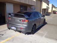 CJ LANCER EVO 10 REAR WING