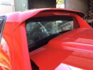 COMMODORE VF UTE ROOF WING