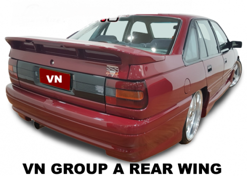 VN COMMODORE GROUP A REAR WING