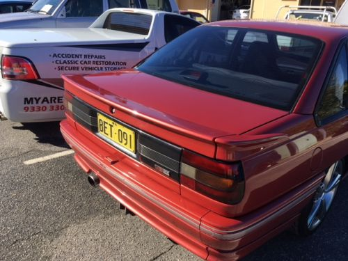 COMMODORE VN SS 3 PIECE REAR BOBTAIL