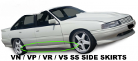 COMMODORE VP SS SIDE SKIRTS