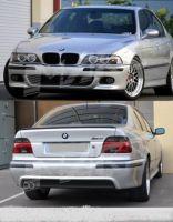 BMW E39 REAR BUMPER