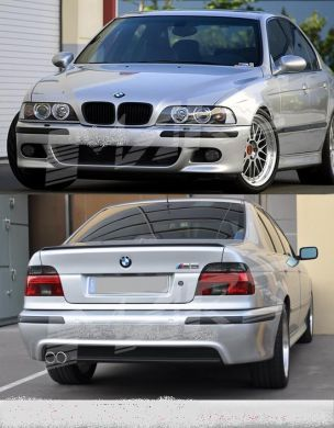 BMW E39 REAR BUMPER