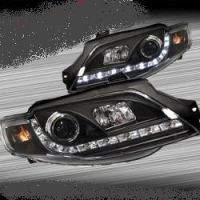 FALCON FG SERIES 2 BLACK DRL HEADLIGHTS