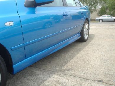 BA-BF XR SIDE SKIRTS