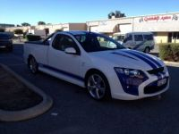 FALCON FG UTE PERSUIT SIDE SKIRTS