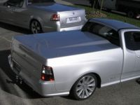FORD FG UTE LID WITH HUMP HS