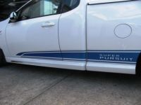 FALCON FG PURSUIT cab and tray SIDE SKIRTS