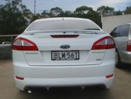 FORD MONDEO HATCH 07+ REAR WING