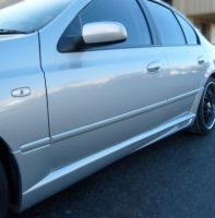 FALCON BA / BF GT SIDE SKIRTS