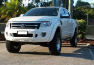 RANGER PX1 FACTORY FRONT FLARES PAINTED