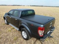 FORD RANGER PX DUAL CAB LOADSHIELD ALLOY HARDLID