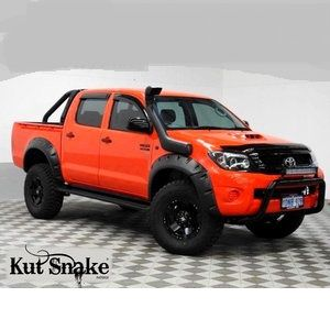 HILUX 05-11 BOLTED UNPAINTED FLARES
