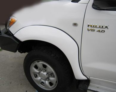 HILUX 03/2005 - 2011 FRONT flares
