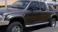 HILUX 98 - 03/05 EXTRA CAB SET OF 4