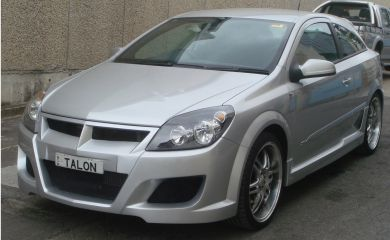 ASTRA AH 2DR T STYLE FRONT BUMPER