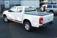 HOLDEN COLORADO RG DUAL CAB LOADSHIELD ALLOY HARDLID