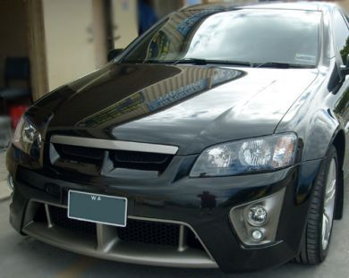 COMMODORE VE CLUBSPORT S1 FRONT BUMPER