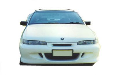 VR-S CLUBSPORT FRONT BUMPER WITH OPEN GRILL