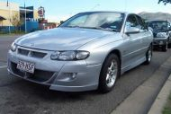 VT COMMODORE TO VX CLUBSPORT FRONT BUMPER