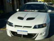 VX CLUBSPORT FRONT BUMPER HSV LIGHTS