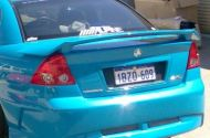 COMMODORE VZ CLUBSPORT REAR WING