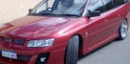 VZ CLUBSPORT WAGON SIDE SKIRTS