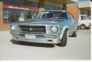 HOLDEN HQ FRONT AIR DAM (1PCE)
