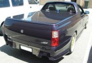 VY MALOO REAR BUMPER (DUAL EXHAUST)