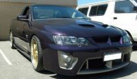 VY MALOO SIDE SKIRTS