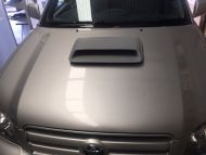 HILUX BONNET SCOOP