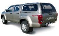 ISUZU UTE 2012- D-MAX DUAL CAB EGR FLEET CANOPIES