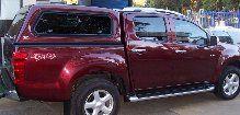 ISUZU UTE 2012- D-MAX DUAL CAB EGR PREMIUM CANOPIES