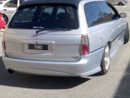 VT WAGON CLUBSPORT REAR BUMPER